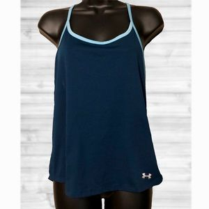 Under Armour | Teal Racer Back Tank Top
